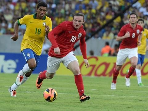 Neymar urges Wayne Rooney to join Barcelona