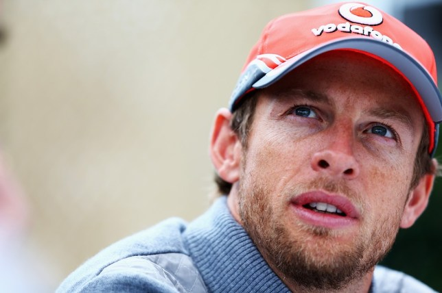 MONTREAL, QC - JUNE 06:  Jenson Button of Great Britain and McLaren is interviewed by the media during previews to the Canadian Formula One Grand Prix at the Circuit Gilles Villeneuve on June 6, 2013 in Montreal, Canada. Getty Images