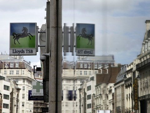 Lloyds Banking Group back in half-year profit and one step closer to a sale