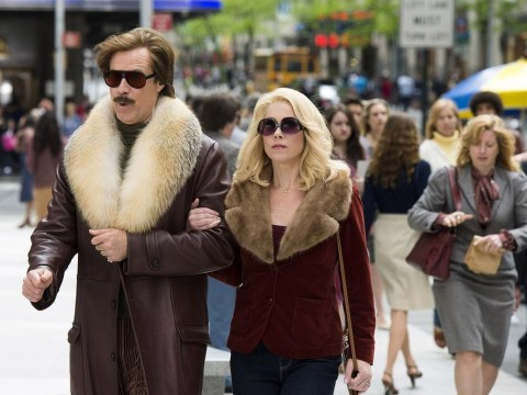 Christina Applegate: We're all up for Anchorman 3