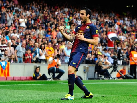 Cesc Fabregas hits out at Barcelona exit rumours