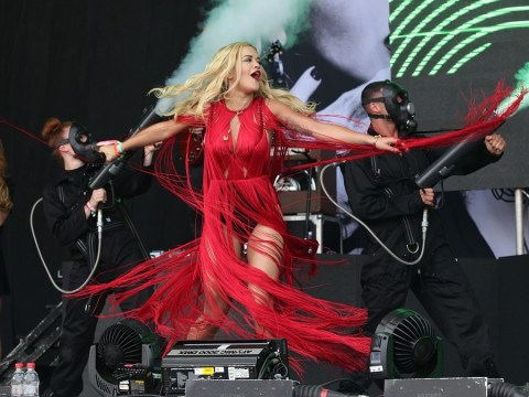 Rita Ora, Beady Eye and Haim kick off Glastonbury Festival