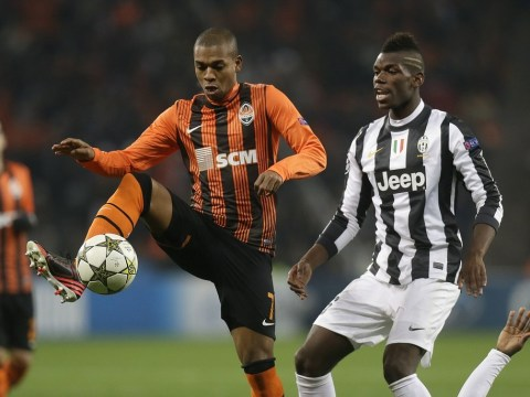 Fernandinho flies in as Manchester City close in on double transfer swoop
