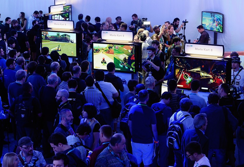 Games Inbox: E3, Xbox One, PS4 and Super Mario 3D World