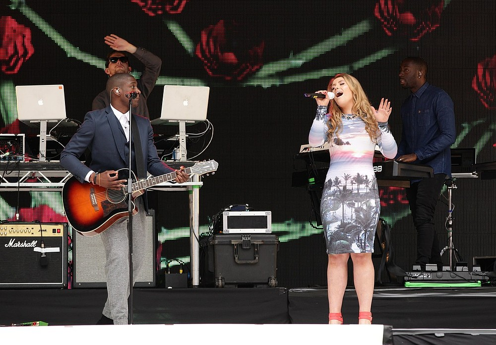 Labrinth teases collaboration with X Factor's Ella Henderson