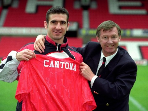 Manchester United fans can't have King Eric's name on the shirt with the 'Cantona collar'