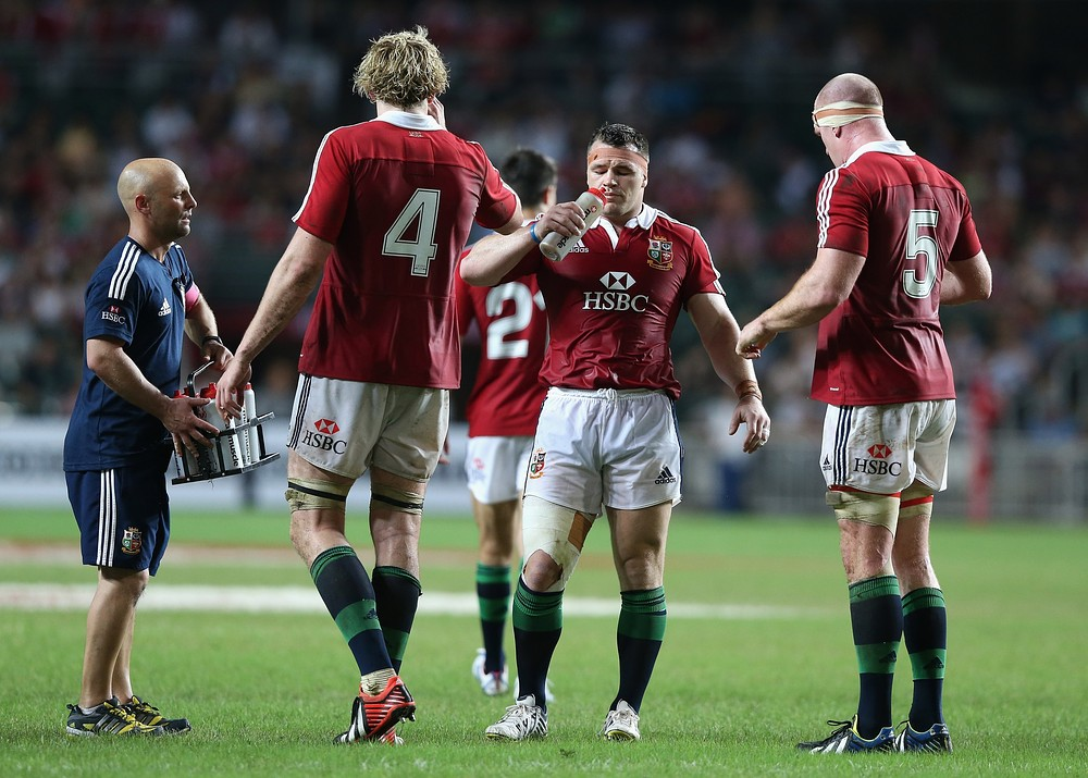 Injured Lions prop Cian Healy cited for alleged biting after Western Force win