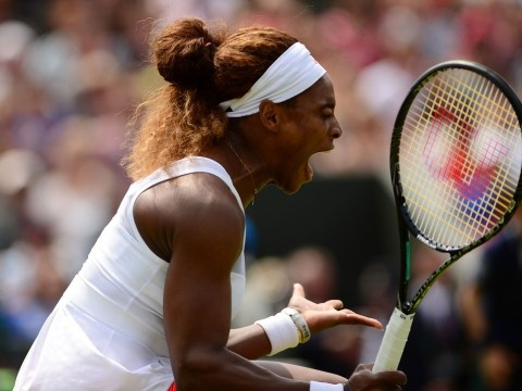 Shock results help to keep me focused at Wimbledon, admits Serena Williams