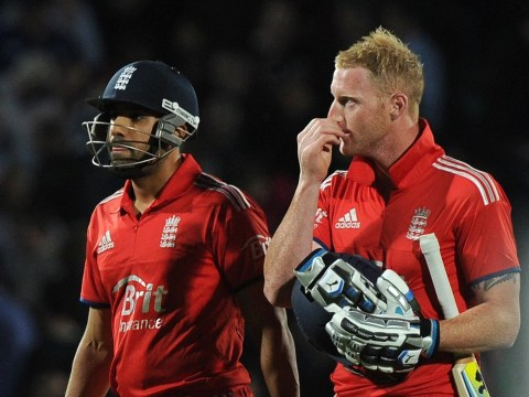 England fall at the last to New Zealand in Oval Twenty20 thriller