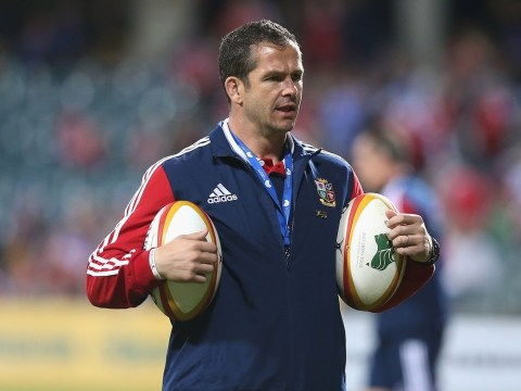 Andy Farrell denies British and Irish Lions paranoia after Australia 'spy row'