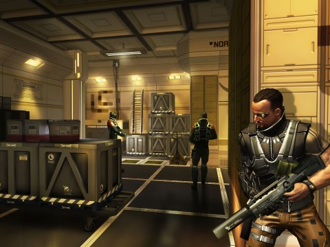 Deus Ex: The Fall announced… as an iPhone and iPad game