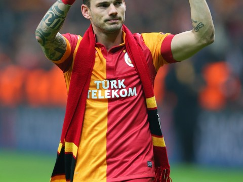 Wesley Sneijder hints at Chelsea transfer by confirming talks with Jose Mourinho