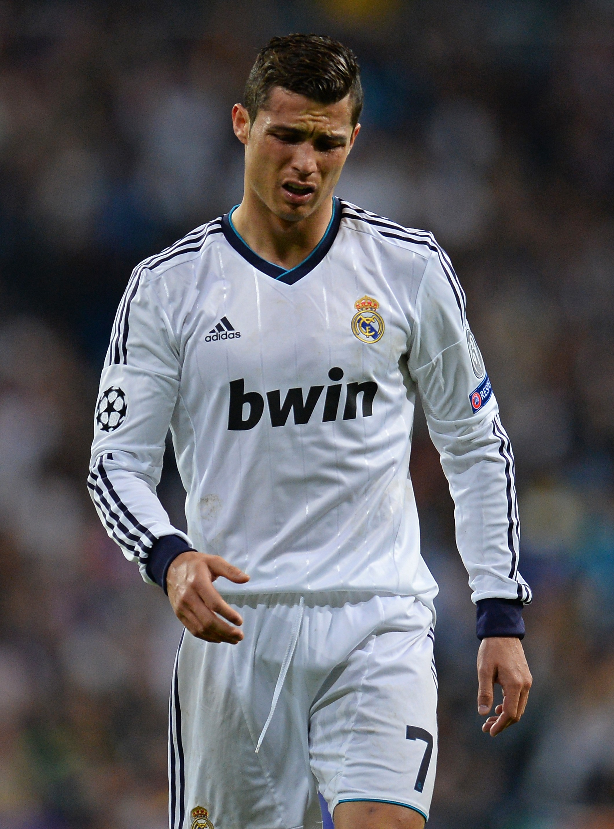Cristiano Ronaldo's Real Madrid future will be decided by end of the month, says Florentino Perez