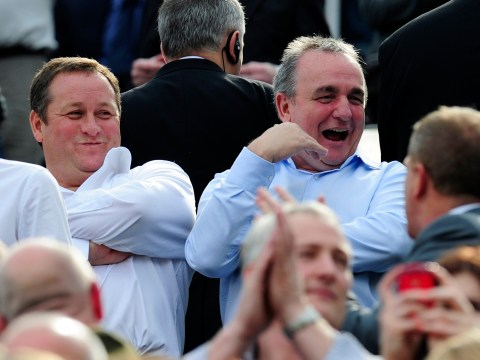 Newcastle in crisis as Derek Llambias quits after rows with owner Mike Ashley
