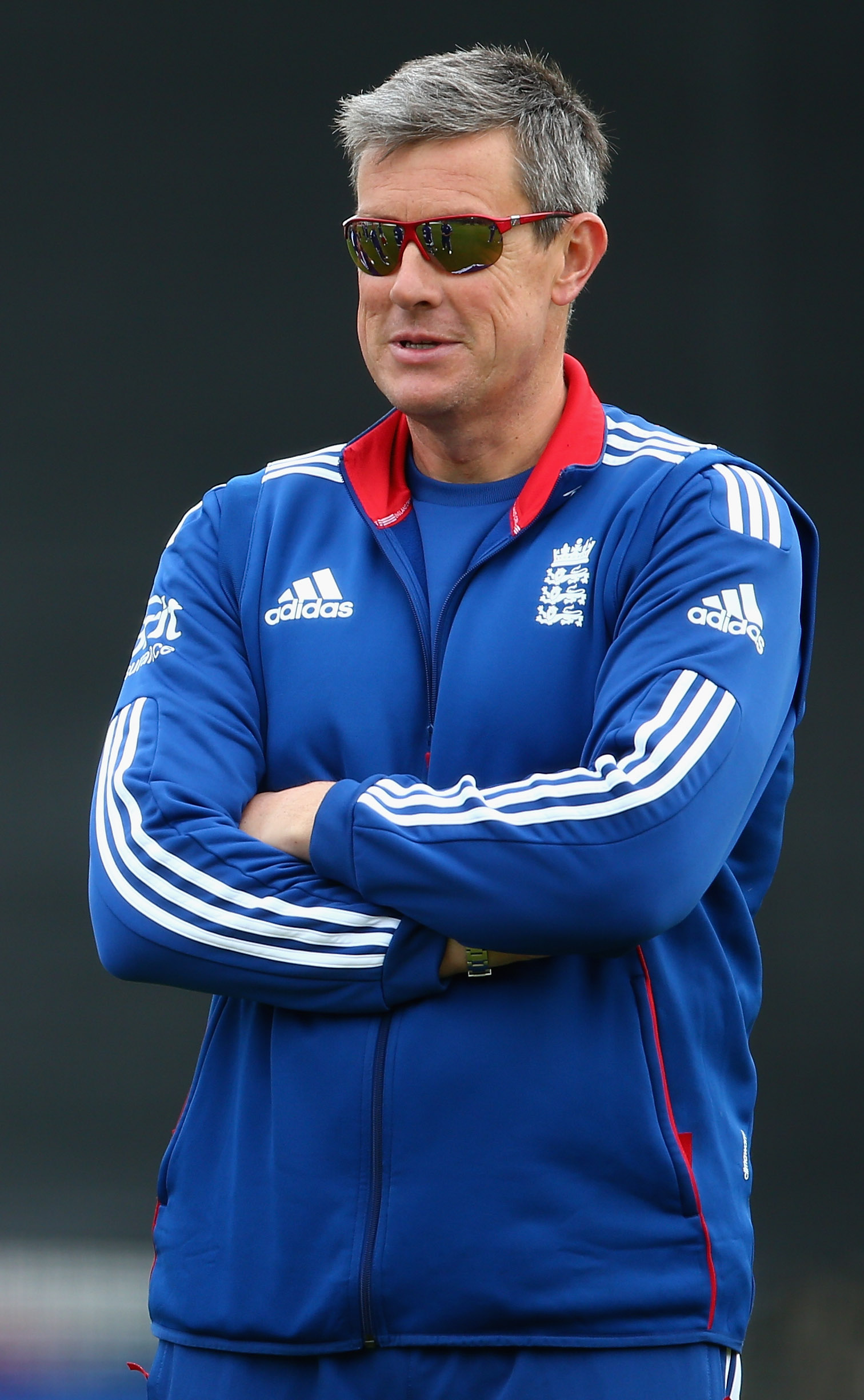 England coach Ashley Giles admits delight at Australia struggles