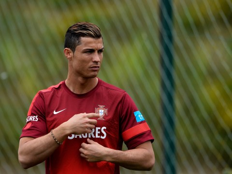 Cristiano Ronaldo hints at Manchester United move by saying 'I don't know if I'll stay at Real Madrid'