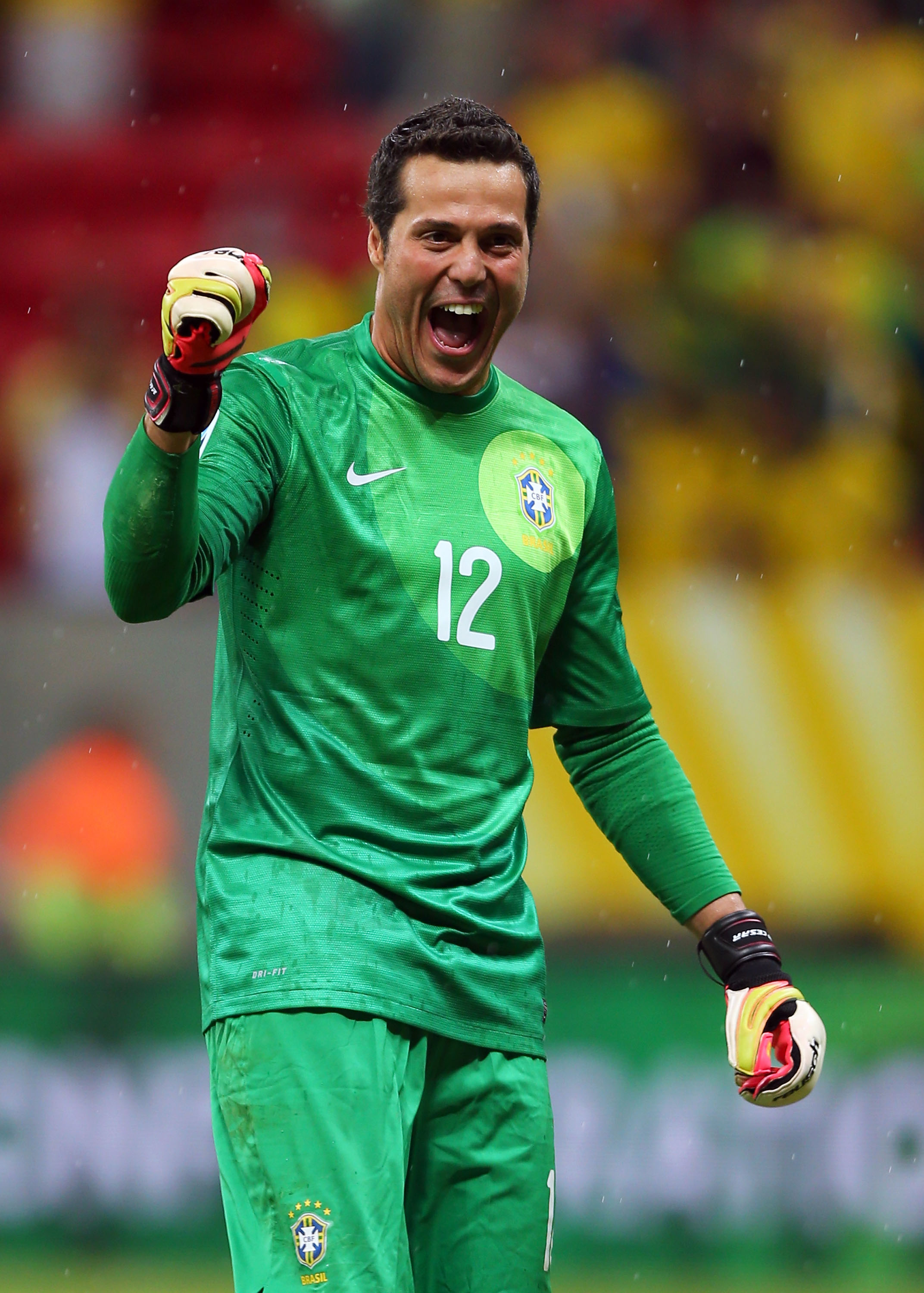 Arsenal face battle with Roma and Fiorentina to land QPR star Julio Cesar
