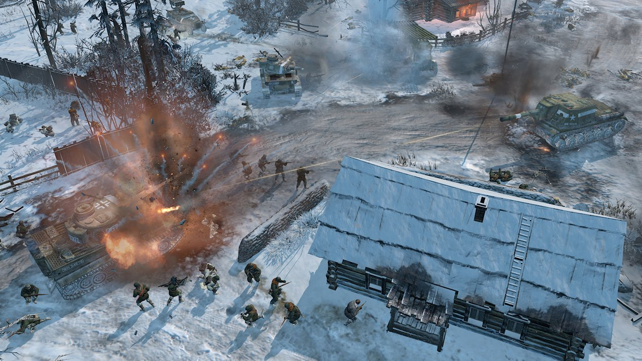 Company Of Heroes 2 (PC) – when hell freezes over