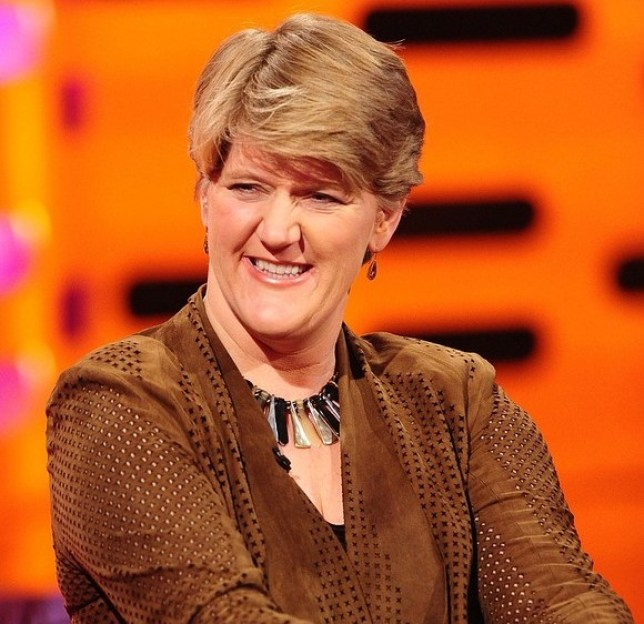EMBARGOED TO 2230 FRIDAY JUNE 14 File photo dated 24/01/13 of Clare Balding who received a OBE (Officer of the British Empire) in the Queen's Birthday Honours List. PA Wire/Press Association Images