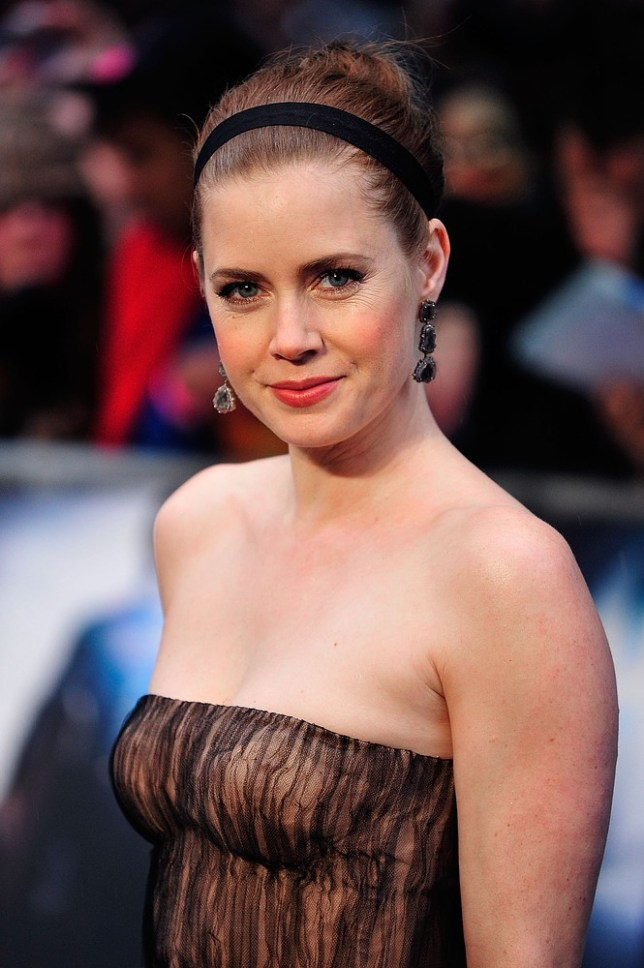 Amy Adams confirms she will not be marrying her fiance anytime soon (Picture: Getty Images)