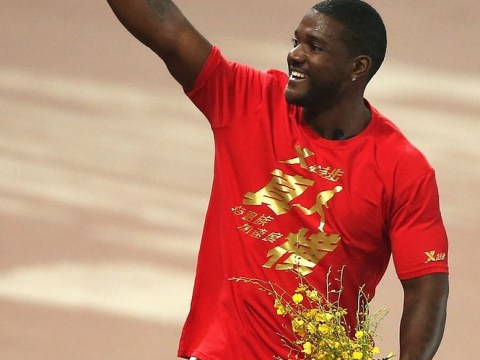 Justin Gatlin: Usain Bolt can't have it all his own way in Diamond League