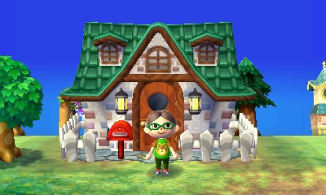 Animal Crossing: New Leaf (3DS) – everyone can be a home owner