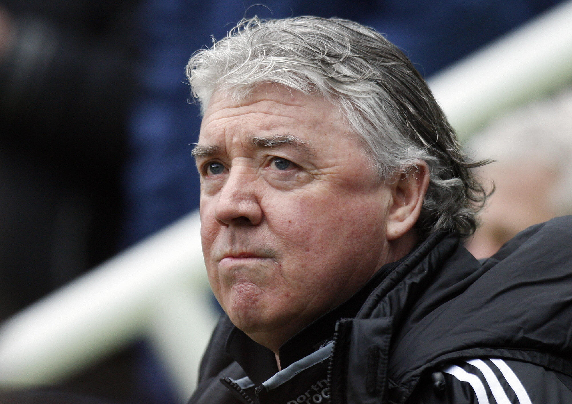 Old pals act: Joe Kinnear has appointed his trusted side-kick Mick Harford (Picture: AFP/Getty)