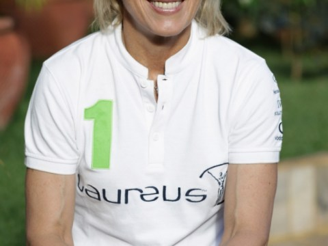 Pride In London 2013: Martina Navratilova says 'Gay footballers must tackle hatred'