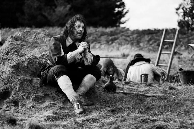 AFIE19 - Reece Shearsmith as Whitehead by Dean Rogers
