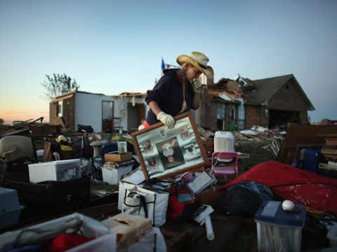 Gallery: Clean-up underway following Oklahoma tornadoes