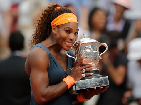 Serena Williams closes in on history after winning first French Open in 11 years