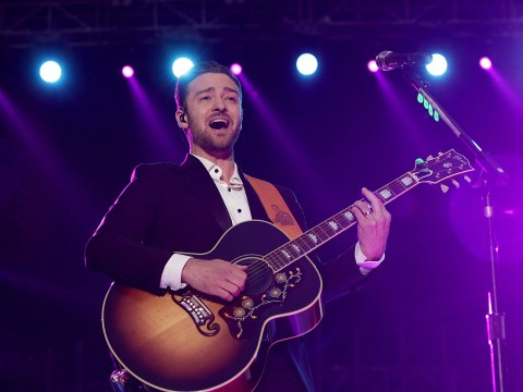 Justin Timberlake announces 2014 UK tour at Summertime Ball