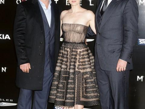 Gallery: Man of Steel – Superman Henry Cavill attends London premiere
