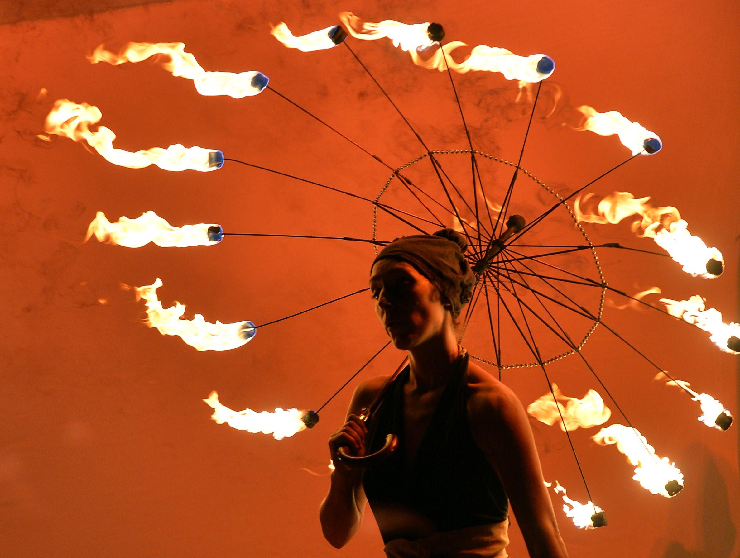 Gallery: Kiev Fire Festival 2013