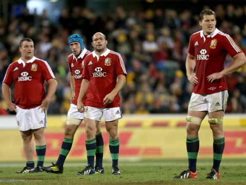 British and Irish Lions lose unbeaten record after surprise Brumbies defeat