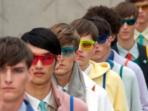 Gallery: Burberry Prorsum Menswear SS2014 show
