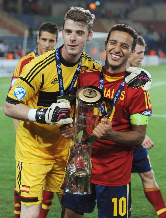 Spain v Italy - UEFA European Under 21 Championship Final - Israel 2013