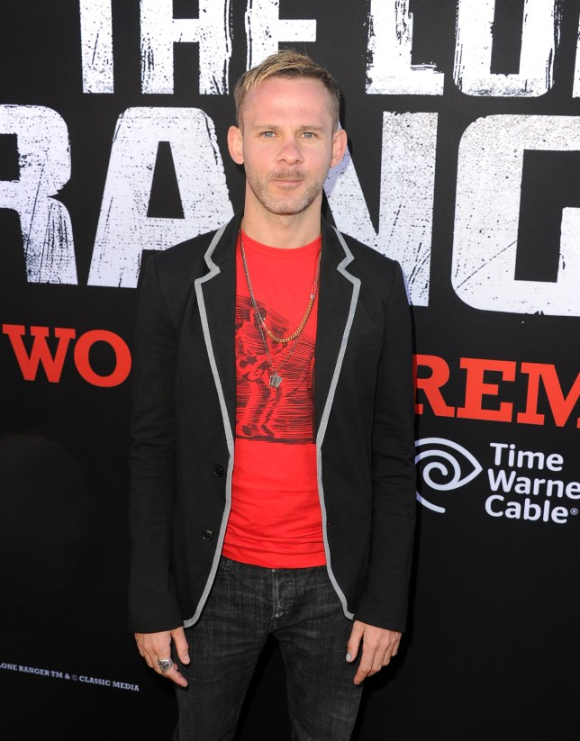 Dominic Monaghan has joked about calling up JJ Abrams for a role in Star Wars (Picture: Getty)