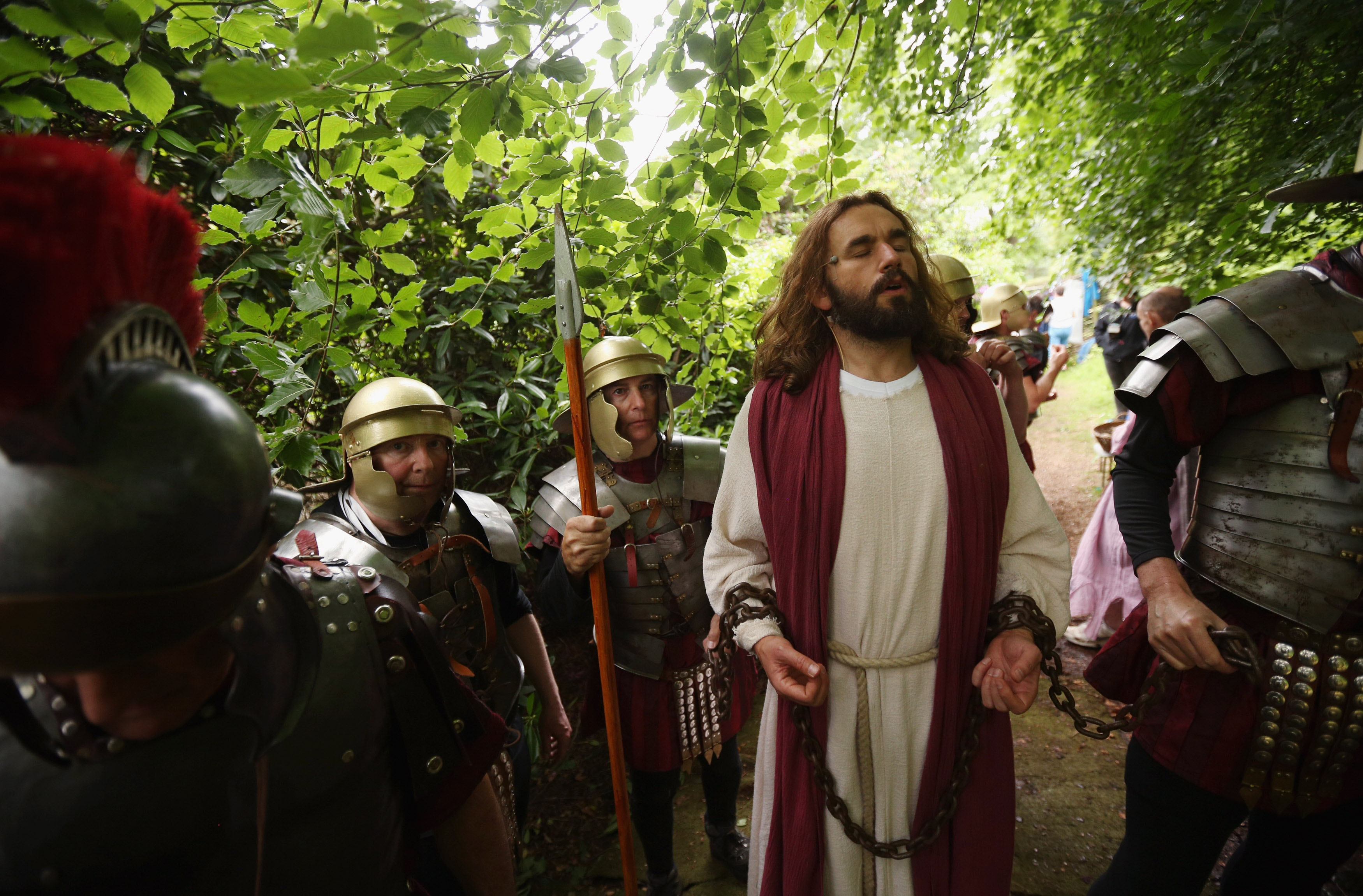 Gallery: The Wintershall Players relive the Life of Christ in five hours