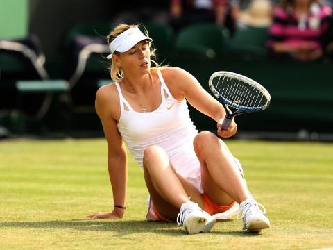 Wimbledon 2013: Maria Sharapova slips as Wimbledon stars fall from grace
