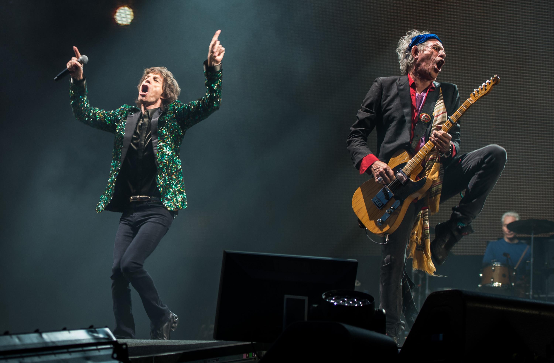 Glastonbury's Michael Eavis: Rolling Stones set was absolutely brilliant