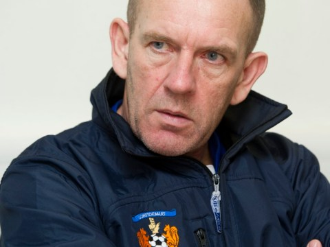 Kenny Shiels 'heartbroken' as Kilmarnock fans protest manager's departure