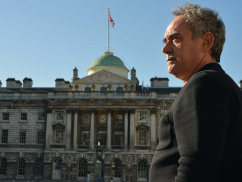 Bold and brazen, meet Ferran Adria the man behind elBulli