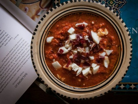 How to cook the perfect Spanish dish salmorejo