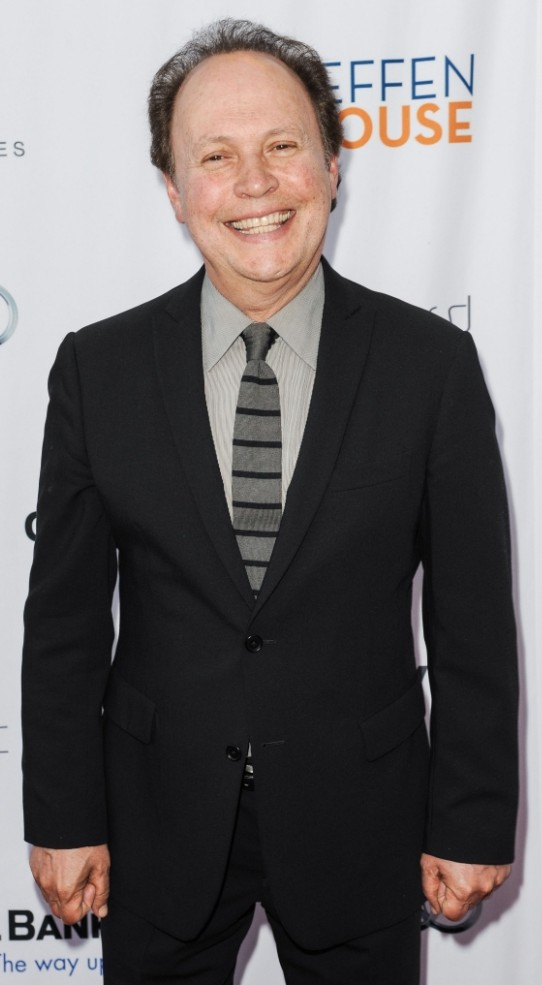 Billy Crystal talks about his latest film, Parental Guidance, in which he stars alongside Bette Midler (Picture: Rex)