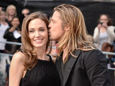 Angelina Jolie feels 'wonderful' as she makes her red carpet debut after double mastectomy at World War Z premiere