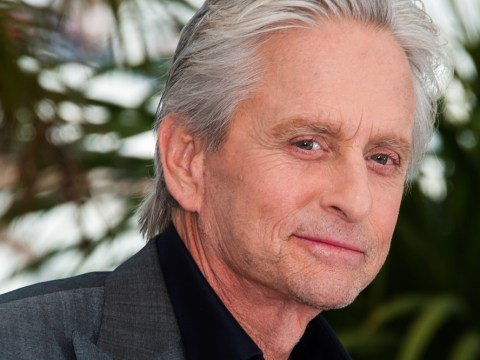 Michael Douglas: I'm the luckiest guy in the world