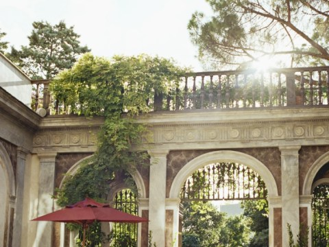 Francis Ford Coppola's Italian resort, Palazzo Margherita, is good enough to eat