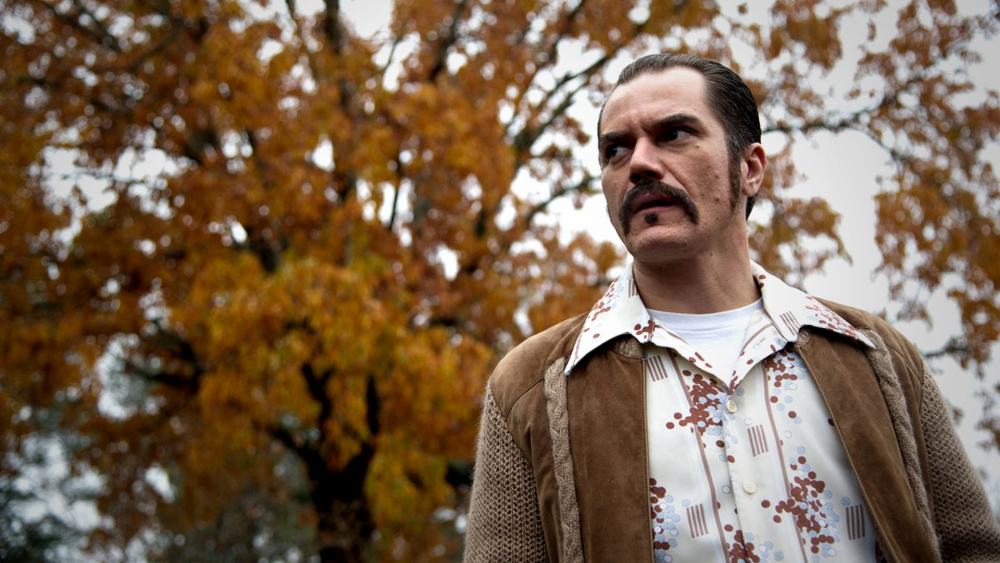 The Iceman: Michael Shannon shines in his killer role