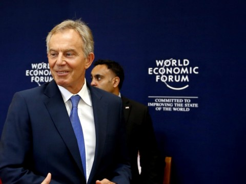 Tony Blair calls for UK to intervene in Syria